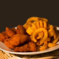 Chicken Nuggets & Twister