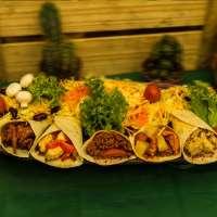 Burrito Con Pavo