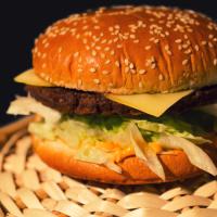 227g Cheese Burger