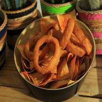 Onion Rings []