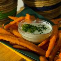 Sweet Potatoe Fries ca. 160g