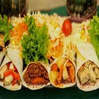 Burrito con Pavo 25cm